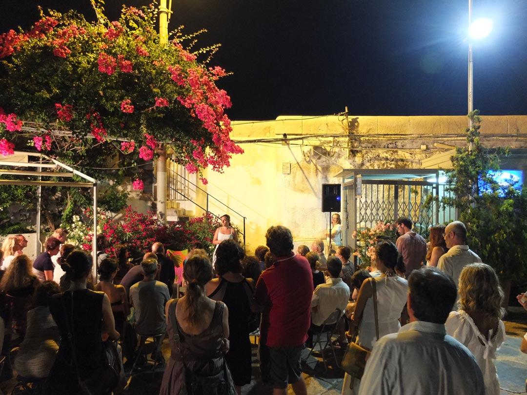 Caterina Spina. La costa sud di Palermo