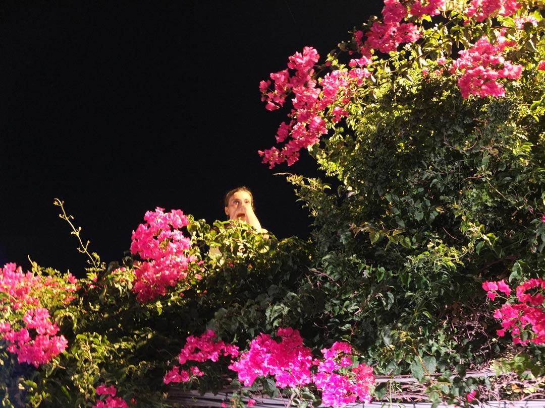 La solitudine della narratrice che aspetta. Caterina Spina.