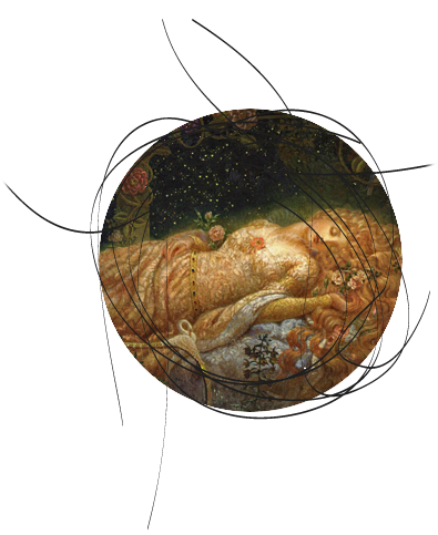 Kinuko Craft - La bella addormentata