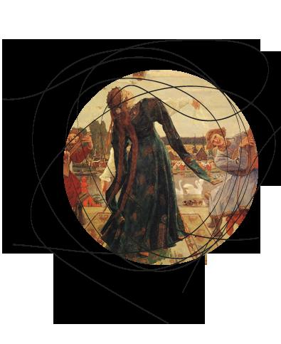 Viktor Vasnetsov - La principessa e il ranocchio
